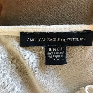 Tops - American Eagle cold shoulder top